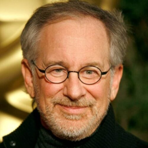 Steven Spielberg Portriat.