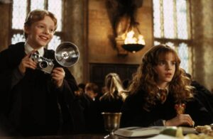 Picture of Colin Creevey from Harry Potter. Copyright Warner Bros.