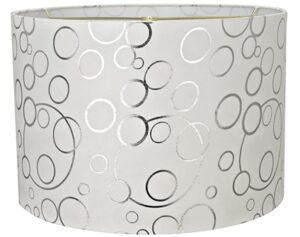 "Aspen Creative 16x16""x11"" lamp shade."