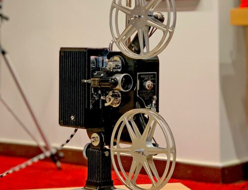 Kodak Kodascope 16mm Movie Projector