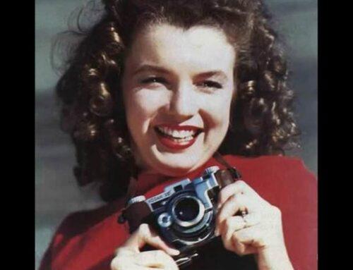 Marilyn Monroe Kodak Rangefinder 35mm