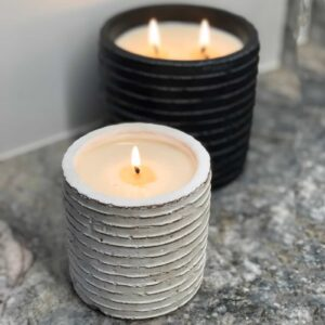 Rosie's Workshop original Story Candles. Hand crafted, 100% pure soy wax, cosmetic grade scents, the finest cotton made wicks. Storytelling through smell & fire.