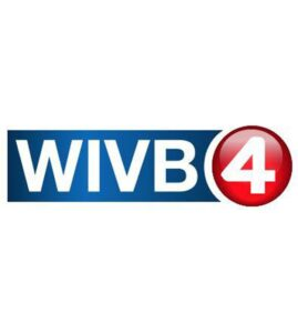 WIVB CBS Buffalo Channel 4 News 4 Wake Up Logo