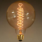 G40 Globe Spiral Filament (5-inch) © 1000Bulbs.com | All Rights Reserved. 2140 Merritt Dr, Garland, TX 75041