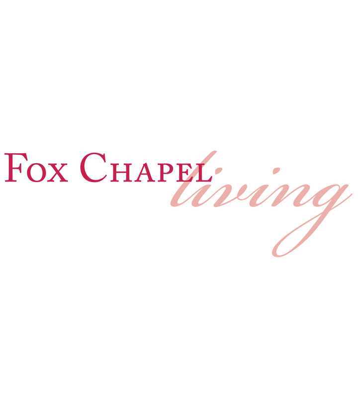 Logo for Fox Chapel Living - a social publication for and by the residents of Fox Chapel, Pittsburgh, PA.